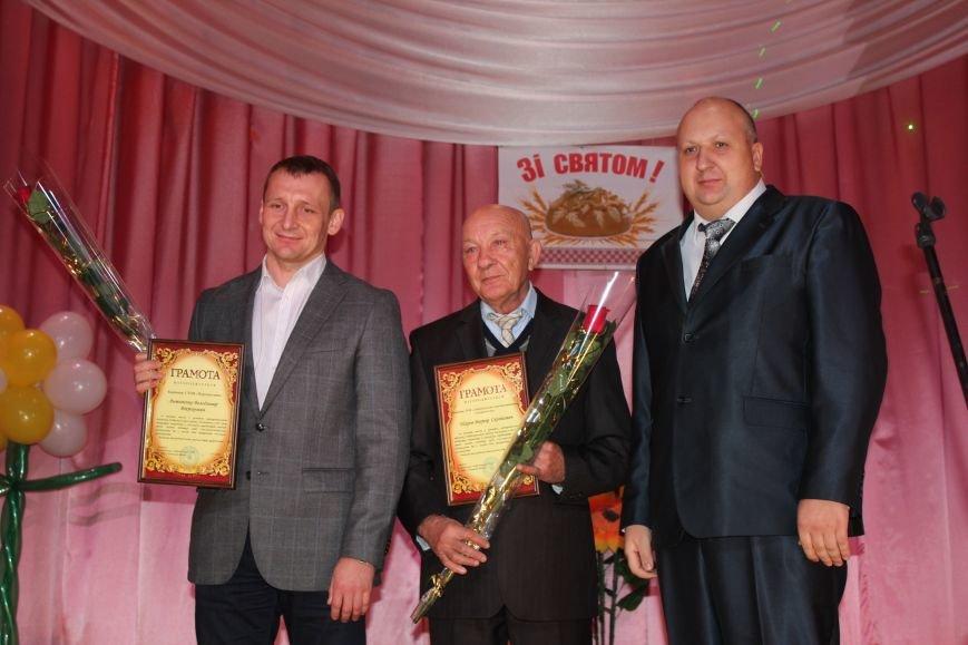 Добропольские налоговики поздравили аграриев с профессиональным праздником, фото-1