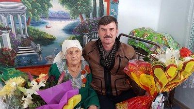 Славные женщины района: Екатерине Матюховой - 100 лет (фото) - фото 1