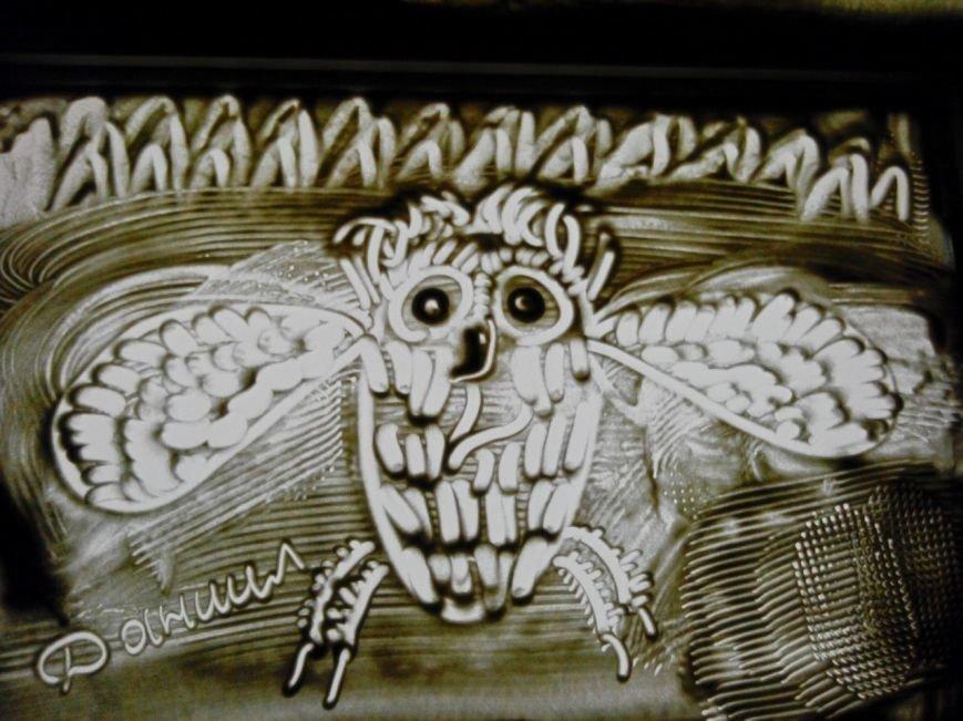 В Эжве появилась студия песочной анимации, фото-1