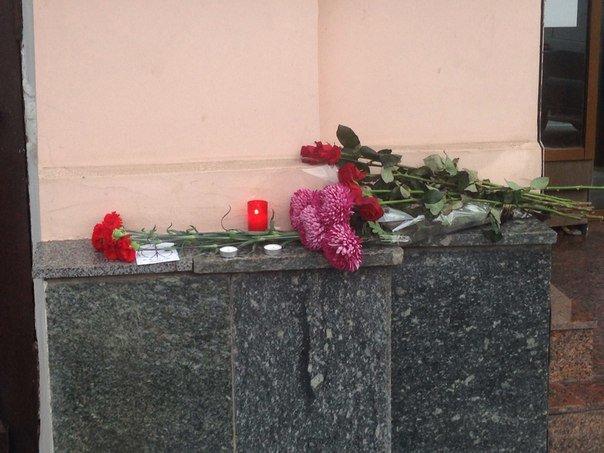 Харьковчане выразили соболезнования жителям Франции (ФОТО), фото-2