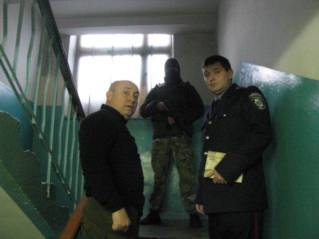 В Добропольском отделении полиции  была проведена проверка боевой готовности полицейских, фото-3