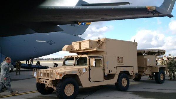 ДоЛьвова прибули американські контрбатарейні радари,— Пайєтт