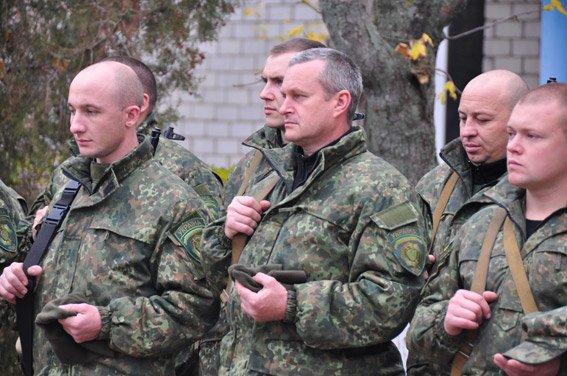 Николаевский спецназ отправился на передовую (ФОТОРЕПОРТАЖ) (фото) - фото 1