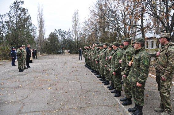 Николаевский спецназ отправился на передовую (ФОТОРЕПОРТАЖ) (фото) - фото 2