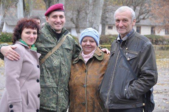 Николаевский спецназ отправился на передовую (ФОТОРЕПОРТАЖ) (фото) - фото 4