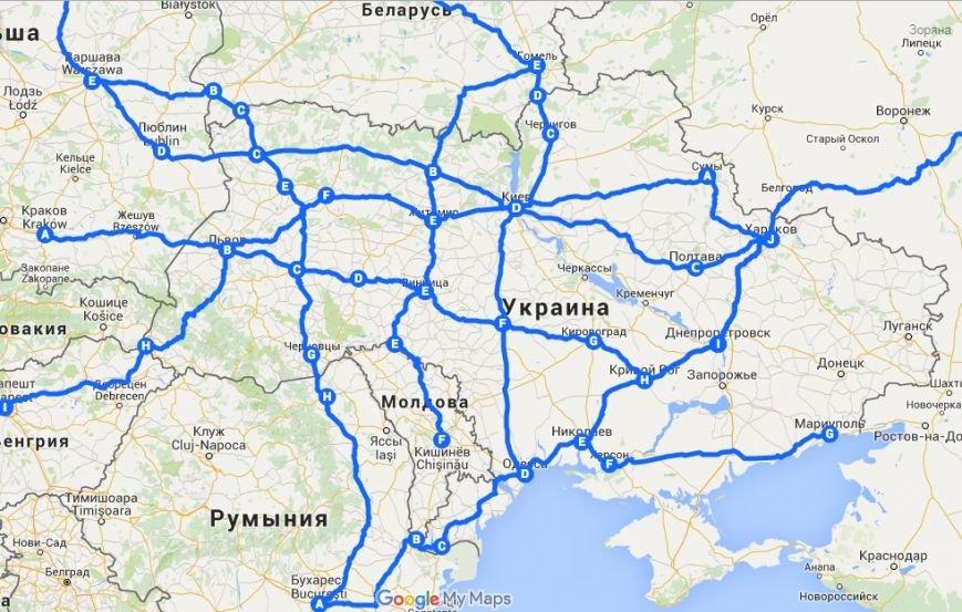В департаменте автотранспорта Украины не смогли определиться со статусом Мариуполя (фото) - фото 1