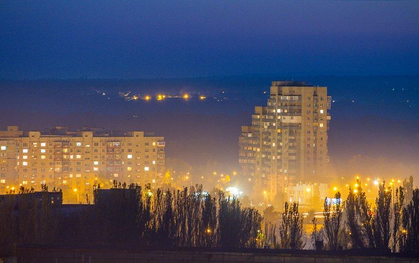 ФОТОПРОЕКТ: Запорожские многоэтажки готовятся ко сну (фото) - фото 19