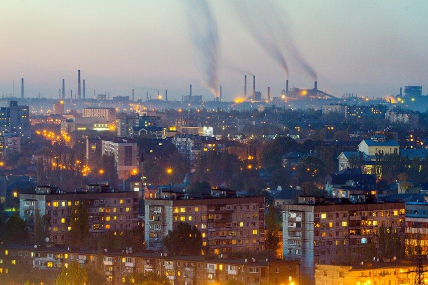 ФОТОПРОЕКТ: Запорожские многоэтажки готовятся ко сну (фото) - фото 9