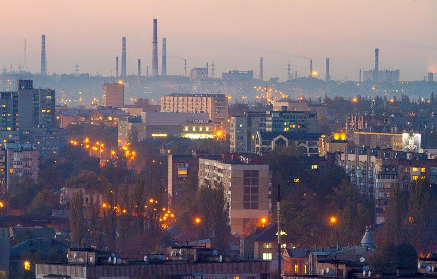 ФОТОПРОЕКТ: Запорожские многоэтажки готовятся ко сну (фото) - фото 6