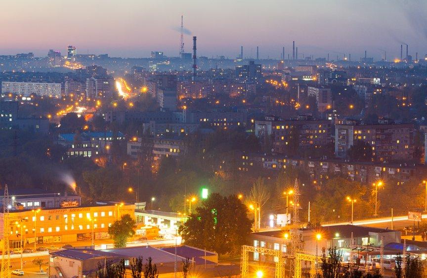 ФОТОПРОЕКТ: Запорожские многоэтажки готовятся ко сну (фото) - фото 8