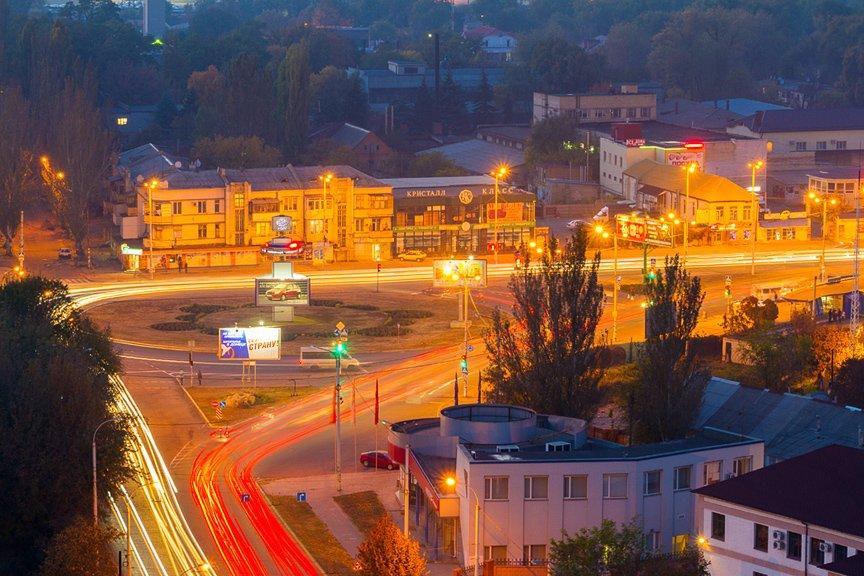 ФОТОПРОЕКТ: Запорожские многоэтажки готовятся ко сну (фото) - фото 11