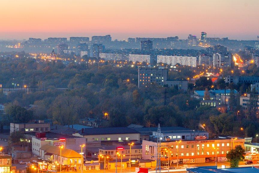 ФОТОПРОЕКТ: Запорожские многоэтажки готовятся ко сну (фото) - фото 3