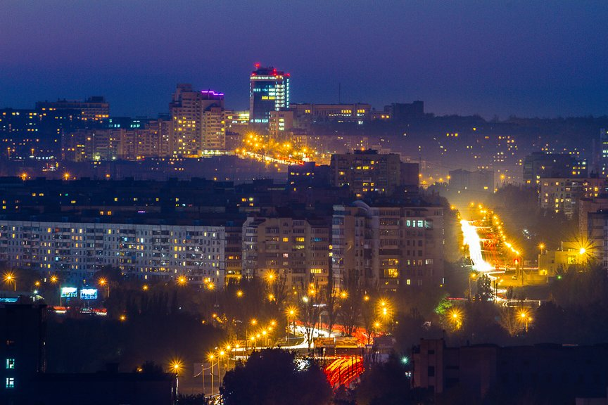 ФОТОПРОЕКТ: Запорожские многоэтажки готовятся ко сну (фото) - фото 16