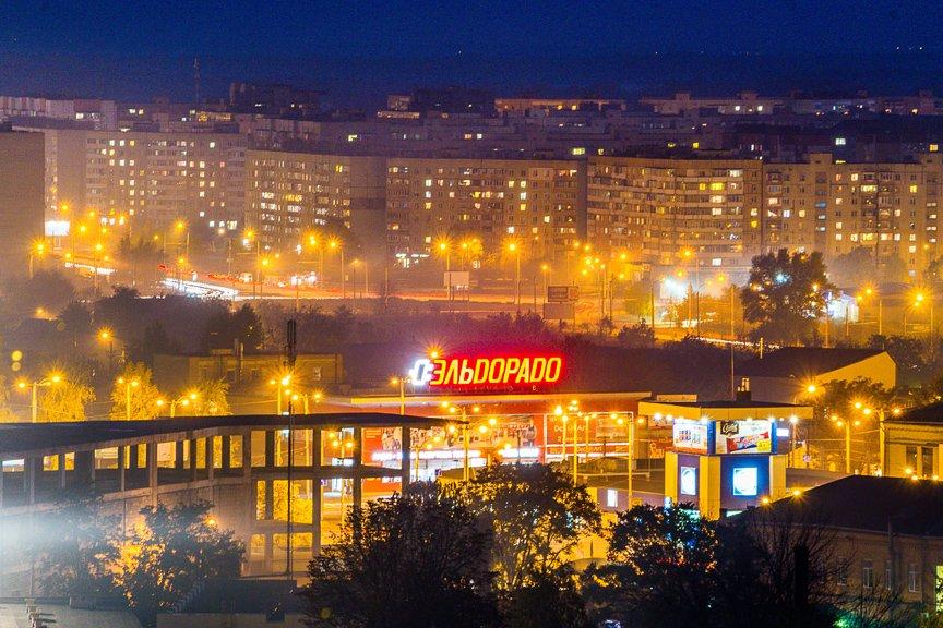 ФОТОПРОЕКТ: Запорожские многоэтажки готовятся ко сну (фото) - фото 18
