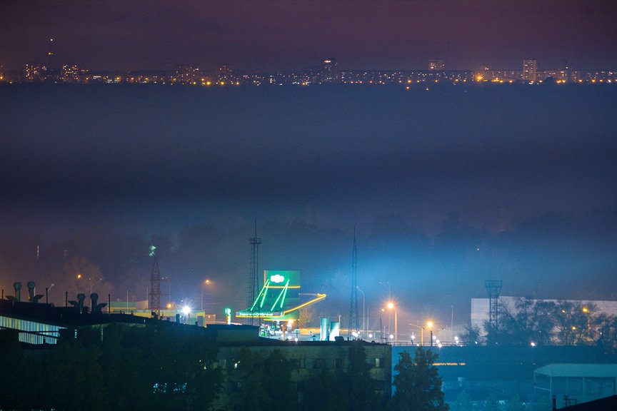 ФОТОПРОЕКТ: Запорожские многоэтажки готовятся ко сну (фото) - фото 20