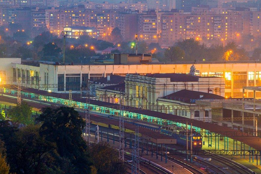 ФОТОПРОЕКТ: Запорожские многоэтажки готовятся ко сну (фото) - фото 10