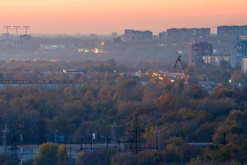 ФОТОПРОЕКТ: Запорожские многоэтажки готовятся ко сну (фото) - фото 5