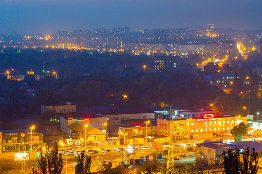 ФОТОПРОЕКТ: Запорожские многоэтажки готовятся ко сну (фото) - фото 13