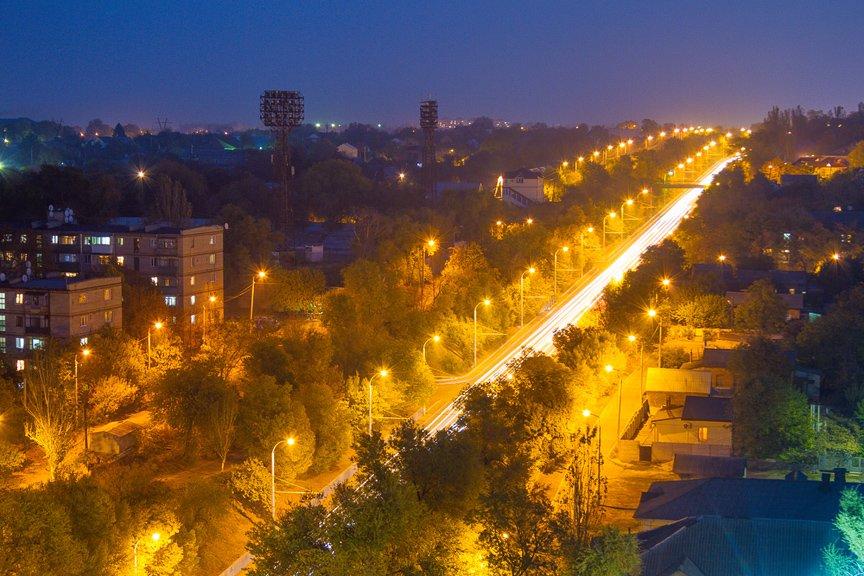 ФОТОПРОЕКТ: Запорожские многоэтажки готовятся ко сну (фото) - фото 14
