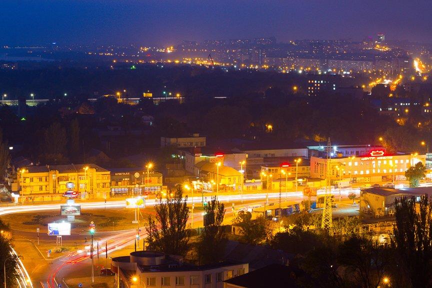 ФОТОПРОЕКТ: Запорожские многоэтажки готовятся ко сну (фото) - фото 15