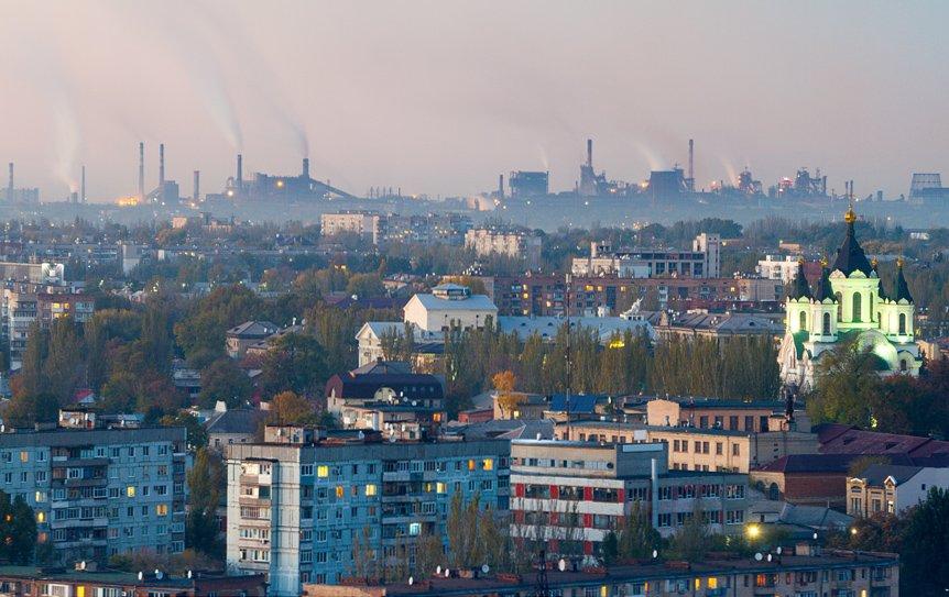 ФОТОПРОЕКТ: Запорожские многоэтажки готовятся ко сну (фото) - фото 2