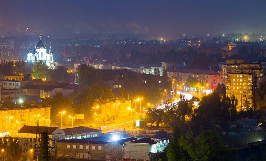 ФОТОПРОЕКТ: Запорожские многоэтажки готовятся ко сну (фото) - фото 12