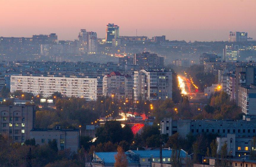 ФОТОПРОЕКТ: Запорожские многоэтажки готовятся ко сну (фото) - фото 4