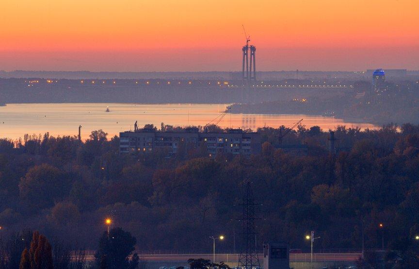 ФОТОПРОЕКТ: Запорожские многоэтажки готовятся ко сну (фото) - фото 1