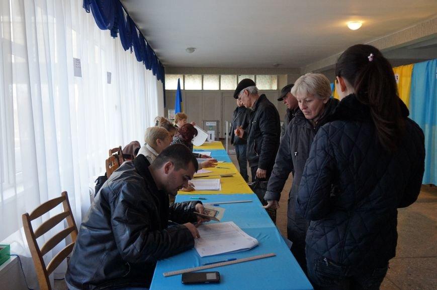 Заречный голосует активнее, чем Кривой Рог в целом (ФОТО) (фото) - фото 1