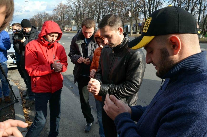 У Полтаві вшанували жертв ДТП (ФОТО) (фото) - фото 1