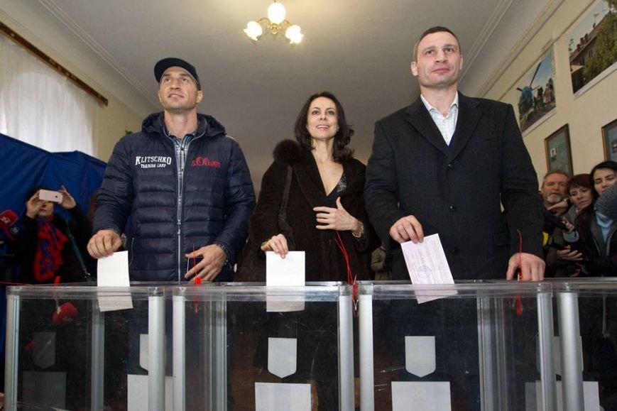 Кличко назвал акцию Femen низкопробным политическим шоу (ФОТО) (фото) - фото 1