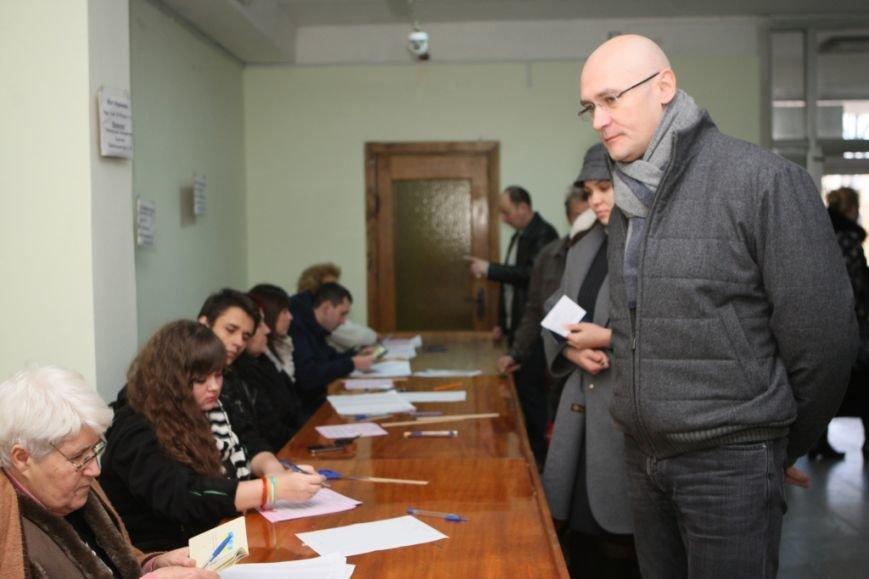 Евгений Удод: «Мы защитим голос каждого жителя Днепропетровска» (фото) - фото 1