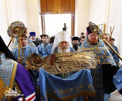 В Одессу из Иерусалима прибыла уникальная святыня (ФОТО) (фото) - фото 1