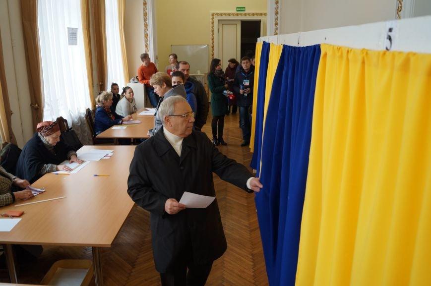 Кандидаты на должности мэра Кривого Рога проголосовали и сделали заявление (ФОТО) (фото) - фото 1