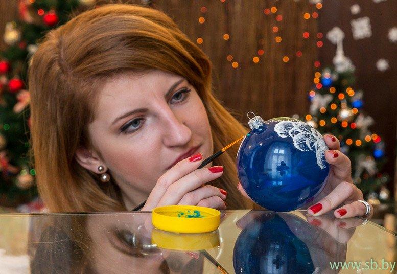 В Гродно в Новом замке открылась уникальная выставка елочных игрушек (фото) (фото) - фото 6
