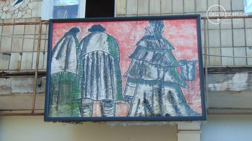 В Мариуполе обновилась экспозиция художника-невидимки (ФОТОФАКТ) (фото) - фото 4