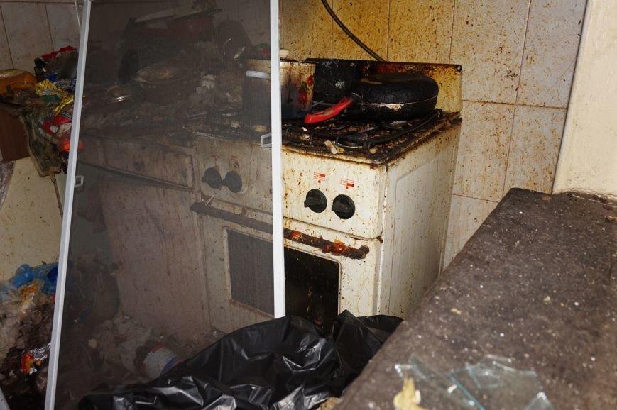 Из-за угрозы криворожанки взорвать весь дом, соседи сидят 3 сутки без газа (ФОТО) (фото) - фото 1