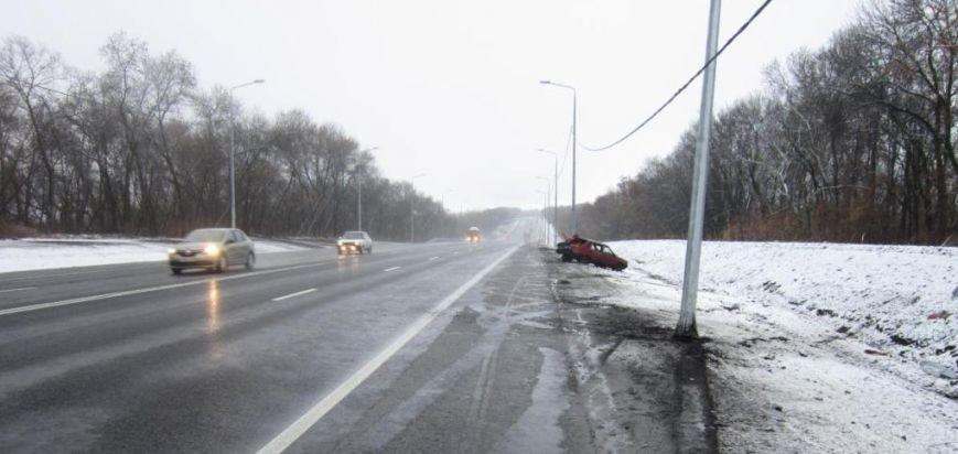 В Белгородской области под колёсами «КамАЗа» погиб пешеход (фото) - фото 1