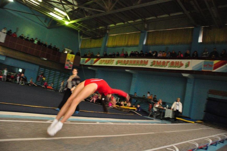 В Днепродзержинске прошел открытый чемпионат города по прыжкам на батуте (фото) - фото 4