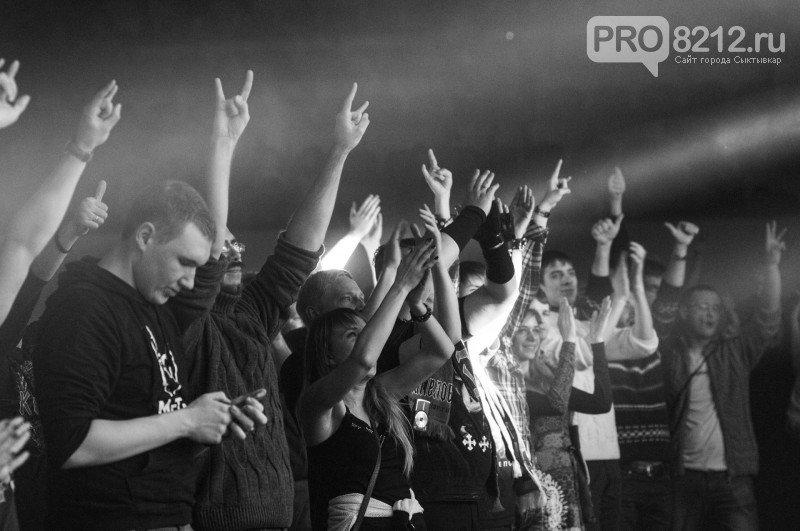 Сыктывкарские фанаты получили струны в подарок от «Кипелова», фото-1