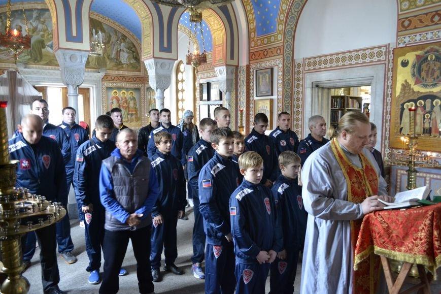 Ялту посетила  сборная Донецкой Народной Республики по боксу, фото-2