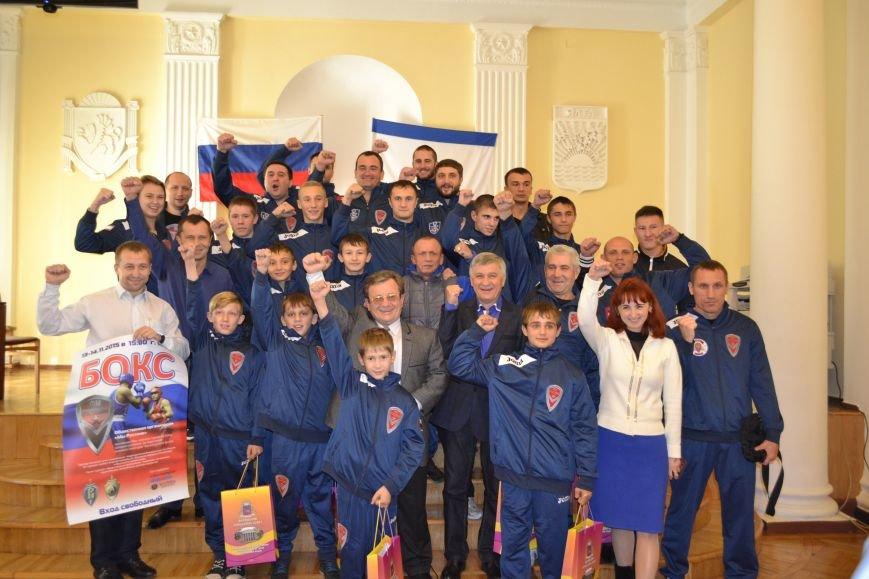 Ялту посетила  сборная Донецкой Народной Республики по боксу, фото-4