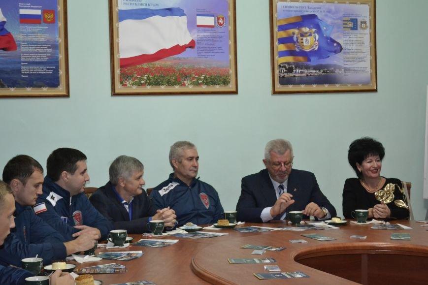 Ялту посетила  сборная Донецкой Народной Республики по боксу, фото-6