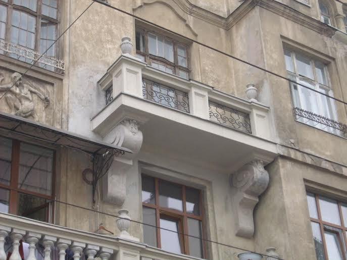 У Львові завершили реставрацію та капітальний ремонт балконів (ФОТО), фото-1