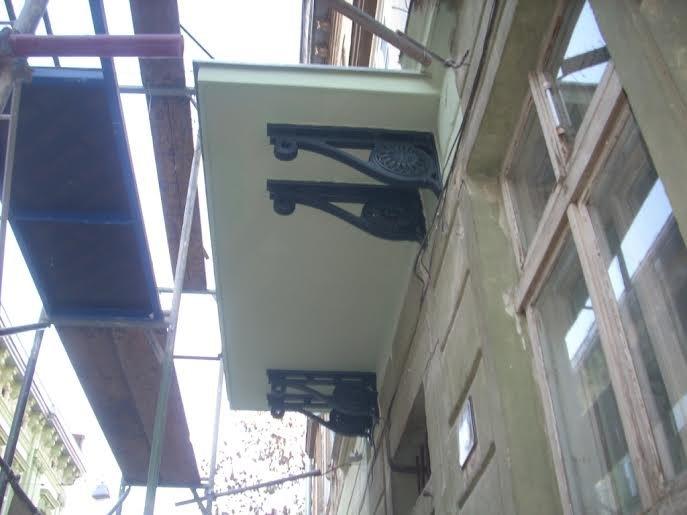 У Львові завершили реставрацію та капітальний ремонт балконів (ФОТО), фото-14