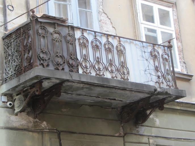 У Львові завершили реставрацію та капітальний ремонт балконів (ФОТО), фото-8
