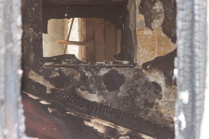 791ee7c972442661f9f9967a1f237956 Пожар в Одесском музее морского флота: последствия