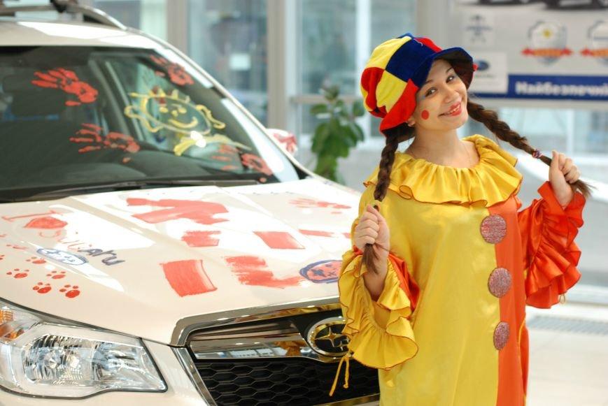 «Субару Днепр» приглашает всех владельцев автомобилей Subaru принять участие в Subaru Service Day (фото) - фото 4