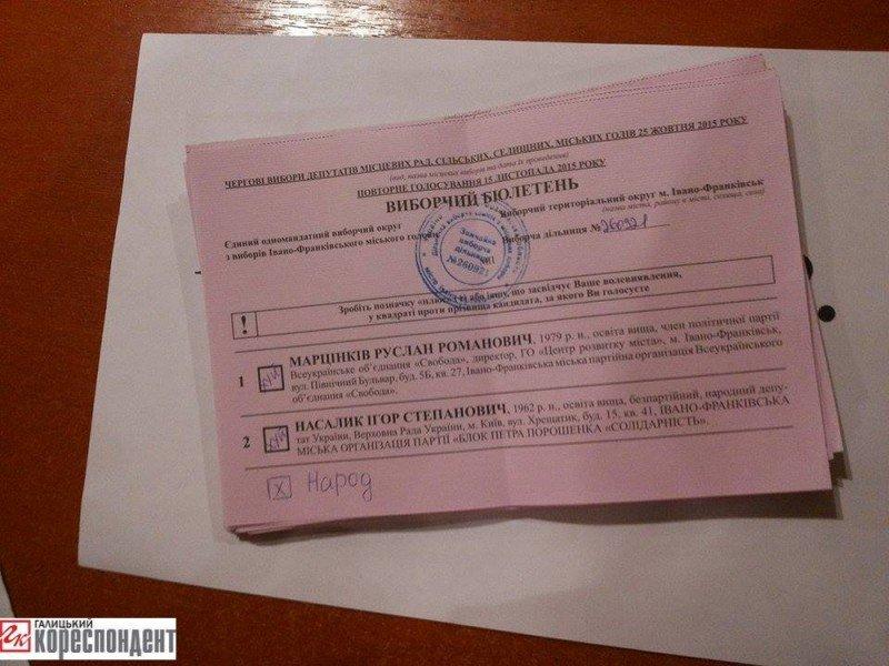«Якби вибори щось міняли, їх би вже заборонили» або як франківці бюлетені псували (ФОТО), фото-7