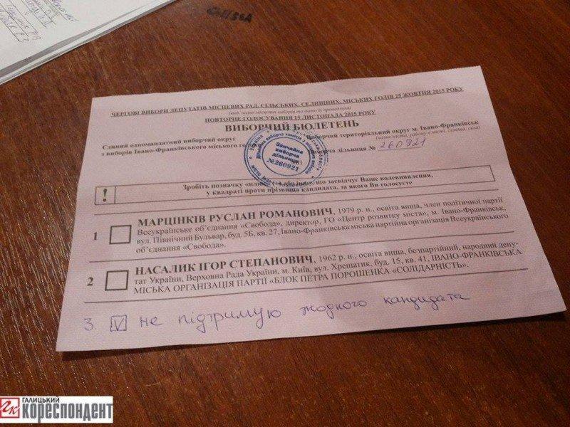 «Якби вибори щось міняли, їх би вже заборонили» або як франківці бюлетені псували (ФОТО), фото-13
